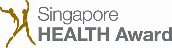Singapore HEALTH (Helping Employees Achieve Life-Time Health) Awards 2014