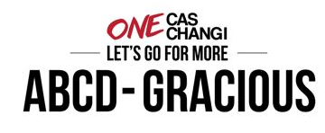 ONE Changi Gracious Campaign