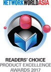 NetworkWorld Asia 2017 Readers' Choice Awards