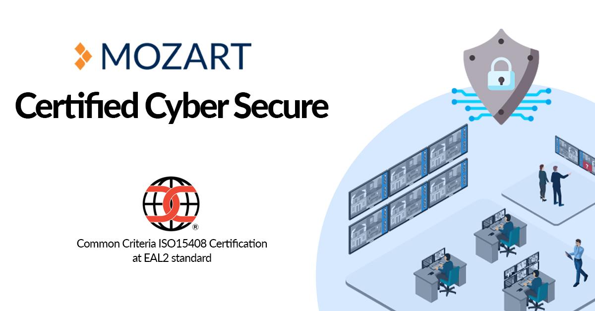 Certis Data Orchestration Platform, Mozart, Achieves International Cyber Security Certification