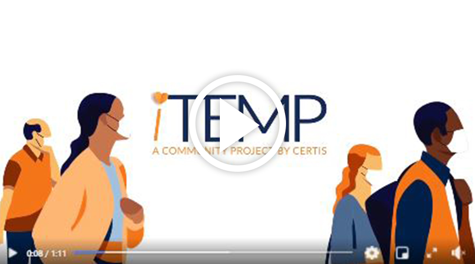 Certis gives back to the community with ITemp
