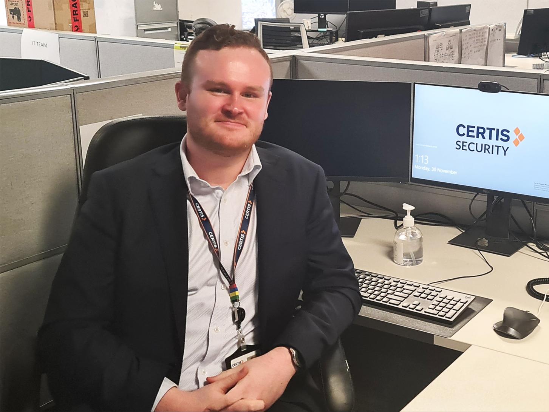 James Certis Security Australia