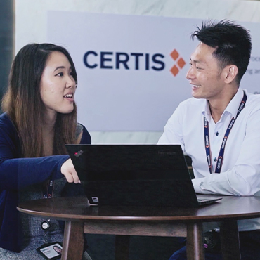 Certis Career Experienced Professionals